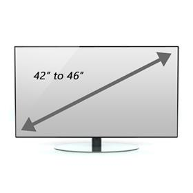 TV mounts and monitor mounts for 42 to 46 inch screens
