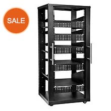 View commericial AV Component Racks Here.