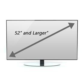 Mounts for large TVs and monitors over 52 inches