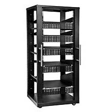 See pro audio component racks here.
