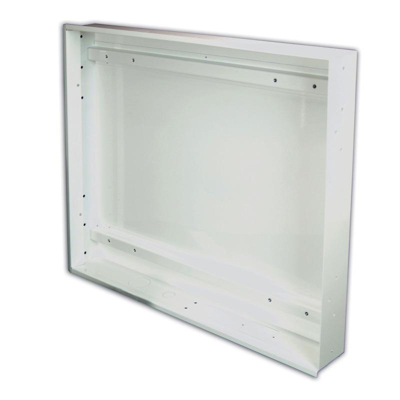 premier mounts recessed wall mount box for am175 am300. Black Bedroom Furniture Sets. Home Design Ideas