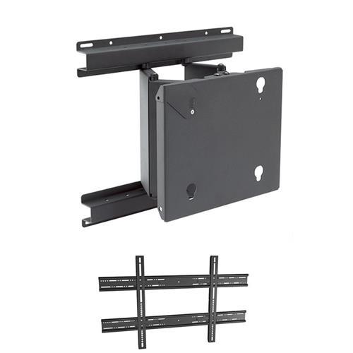 chief medium universal swing arm tv wall mount mpwub. Black Bedroom Furniture Sets. Home Design Ideas