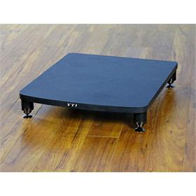 View a larger image of the VTI 34441 Pro 34000 Series Amp Stand (Black Pole Black Shelf).