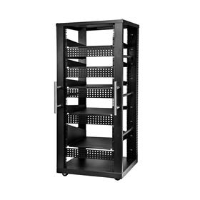 View a larger image of the Peerless 30U AV Component Rack System (Black) AVL.