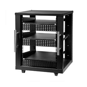 View a larger image of the Peerless 15U AV Component Rack System (Black) AVM.