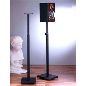 View a larger image of the VTI BLE101B Adjustable Height Speaker Stands (34-59 inch).