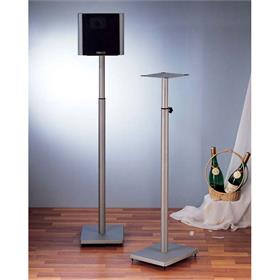 View a larger image of the VTI BLE101S Adjustable Height Speaker Stands (34-59 inch).