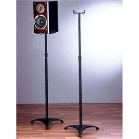 View a larger image of the VTI BLE201 Adjustable Height Clamp Style Speaker Stands (29-54 inch).
