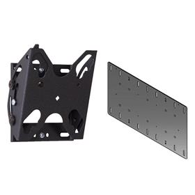 View a larger image of the Chief FTRV Small Tilt Wall Mount with 200x100 Adapter.