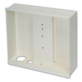 View a larger image of the INW-AM200 Recessed Wall Box for AM50 Mounts.