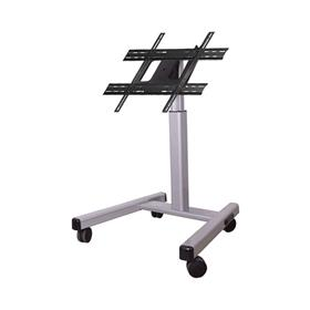 View a larger image of the Chief MFMUS Medium Silver Confidence Monitor Cart (3-4 ft).