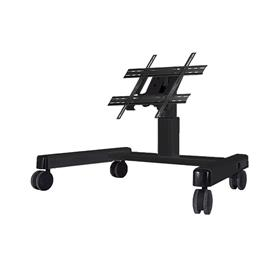 View a larger image of the Chief MFQUB Medium Black Confidence Monitor Cart (2 ft).