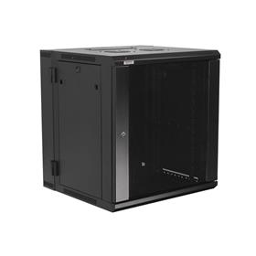 View a larger image of the OmniMount RE12W Wall Mounted Rack Cabinet (12RU).