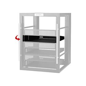 View a larger image of the OmniMount RE2USHELF AV Rack System Shelf (2RU).