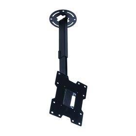 View a larger image of the Peerless PC932B Medium Black Ceiling Mount for Small to Mid Size Screens.