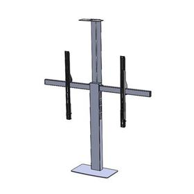 View a larger image of the Audio Visual Furniture PM2-S-XL Single Display Mount for XL Screens.