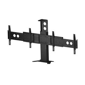 View a larger image of the Audio Visual Furniture PM-D Dual Display Mount for Large Screens.