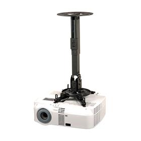 View a larger image of the Peerless PPA Black Projector Wall or Ceiling Mount with 12.8-17.3