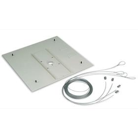 View a larger image of the PP-FCMA-QL Full Tile False Ceiling Adapter with Quick Locks.