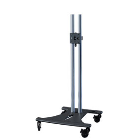View a larger image of the PSD-EB60C 60 inch High Chrome Elliptic Floor Cart.