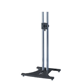 View a larger image of the PSD-EB60 60 inch High Chrome Elliptic Floor Stand.