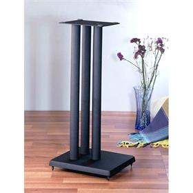 View a larger image of the VTI RF19 Cast Iron Speaker Stands (19 inch Black).
