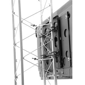 View a larger image of the Chief TPS2000B Dedicated Fixed Truss Mount for Large to XL Screens.