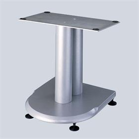 View a larger image of the VTI UFCS Cast Iron Center Channel Speaker Stand (13 inch Silver).