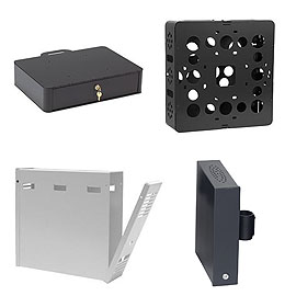 Storage boxes for audio video gear and electronics