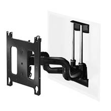 In-Wall TV Monitor Mounts