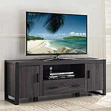 Flat Top TV Stands and TV Stands with Mounts