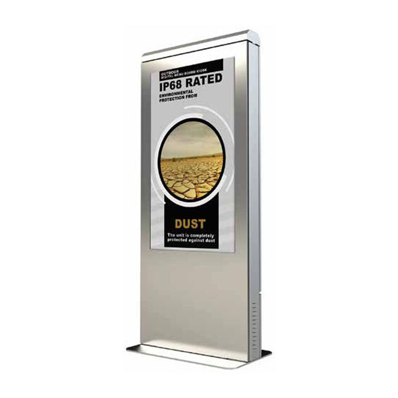 Peerless Xtreme Outdoor Digital Kiosk Kop547 Xtr 48 In