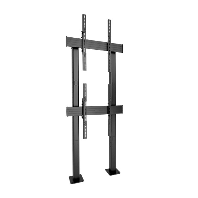Chief Lbm1x2up Fusion 1x2 Bolt Down Portrait Video Wall Stand