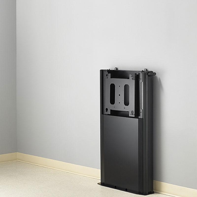 Chief XL Electric Height Adjustable Floor Support Mount XFD1U