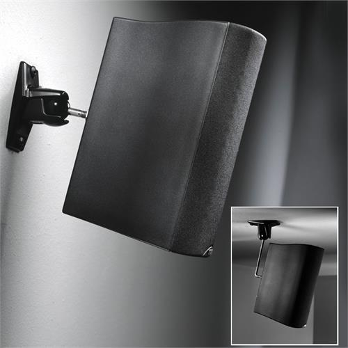View a larger image of the OmniMount 10.0WC Stainless Steel Wall or Ceiling Speaker Mount.