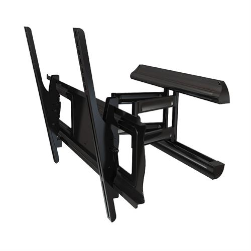View a larger image of the Crimson A63F Articulating Universal Wall Mount for Large Screens.