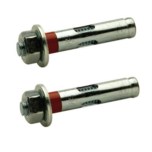 View a larger image of the Peerless ACC200 Concrete Expansion Anchors (2-Pack).