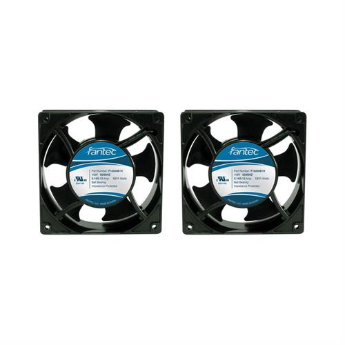 View a larger image of the Peerless ACC-F200 Kiosk Cooling Fan Assemblies.
