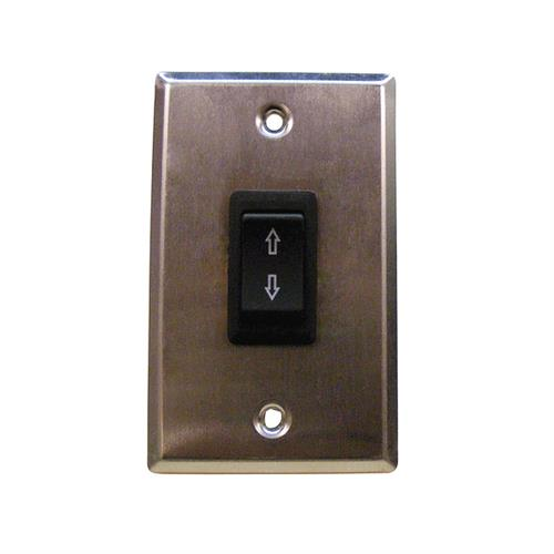 View a larger image of the Chief ASP401 Up Down Rocker Switch.