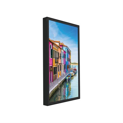View a larger image of the Peerless CLP-55PLC68-OB 55 inch Xtreme Portrait Outdoor Daylight Readable Display.