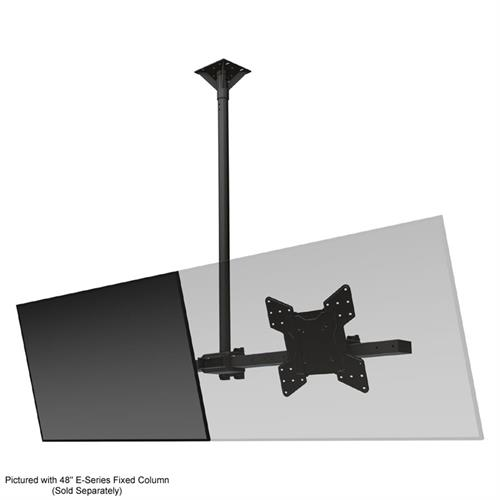 View a larger image of the Crimson CM2KIT-4V In-Line 2x1 Ceiling Mount Kit for VESA 400x400.