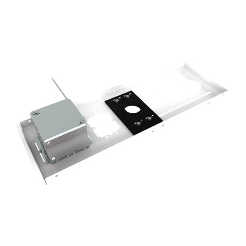 View a larger image of the Chief CMS440N Speed Connect Suspended Ceiling Kit & Power Outlet Housing.