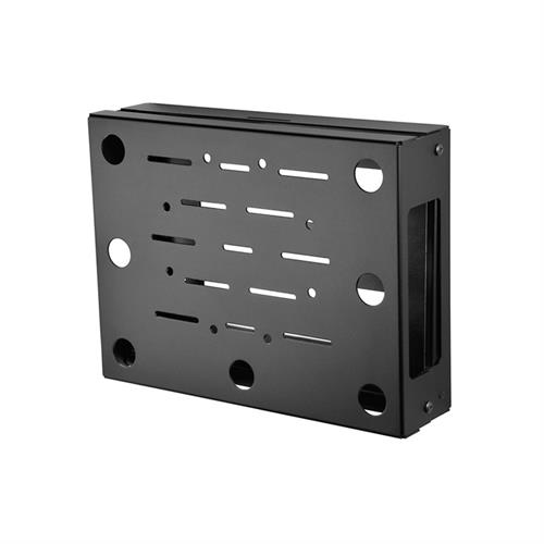 View a larger image of the Peerless DS508 Large CPU Storage Tilt Mount for Mid to Large Screens.