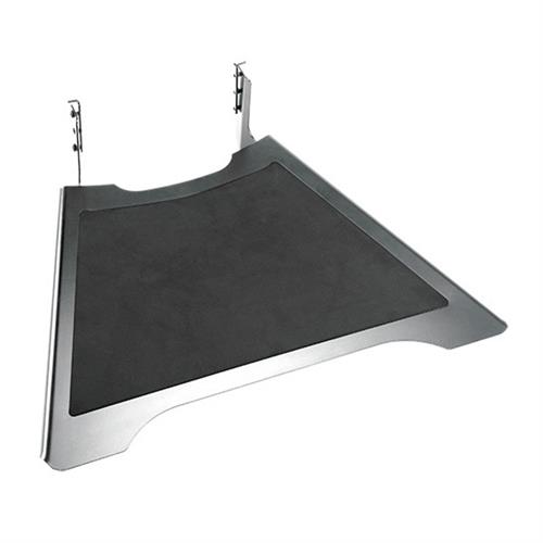 View a larger image of the Chief FCA611S FUSION Small Silver Accessory Shelf for Carts and Stands.