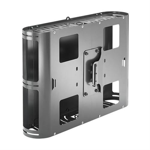 View a larger image of the Chief FCA651S FUSION Silver Medium CPU Holder for LPAU and LFAU.