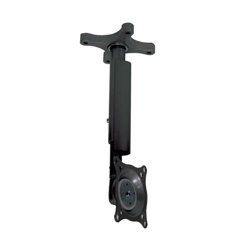 View a larger image of the Chief FHP18110B Short Adj Height Ceiling Mount Kit for Small Screens.