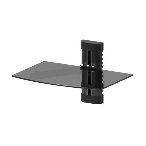 View a larger image of the Promounts ONE Series Single Shelf AV Component Wall Mount FSH1 here.
