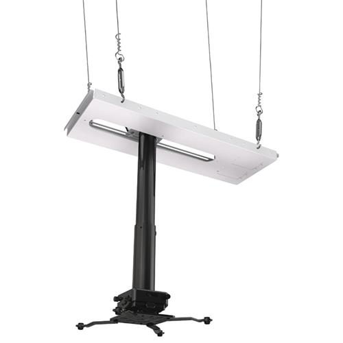 View a larger image of the Crimson JKS3-24A SyncPro Adj Height Suspended Ceiling Projector Kit up to 60 lbs.