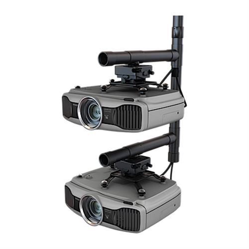 View a larger image of the Crimson JKTWIN Stacked Projector Mount.
