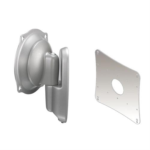 View a larger image of the Chief JWP210S Silver Pivot Wall Mount with 200x200 VESA Adapter.